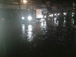 Banjir 4 Meter Landa Kp Pulo, 1.226 Warga Mengungsi