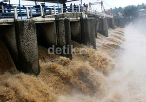 Djokir: Bendungan Katulampa Bukan Berfungsi untuk Mencegah Banjir Jakarta
