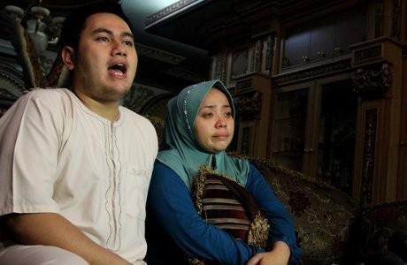 Nana Seminggu Diculik, Nassar & Muzdalifah Terus Gelar Pengajian