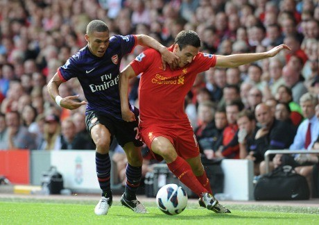 Arsenal vs Liverpool, Demi Menapaki Jalan ke Eropa