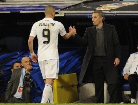 Benzema: Tak Ada Keretakan antara Pemain Madrid dengan Mourinho