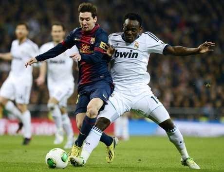 Madrid vs Barcelona Berakhir 1-1
