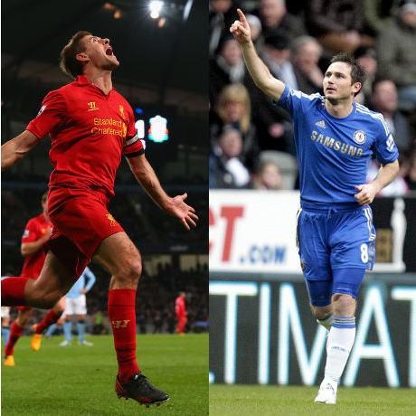 Gerrard-Lampard Bersinar Lagi