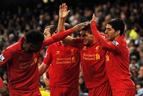Gerrard Optimistis Liverpool Capai Empat Besar