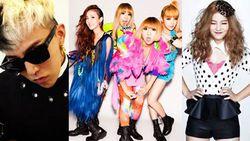 G-Dragon, 2NE1 dan Lee Hi Kembali dengan Rilisan Terbaru Maret Mendatang