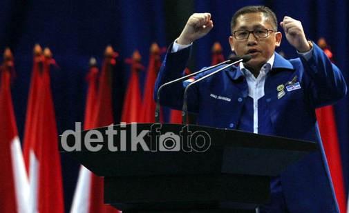 SBY Minta Anas Fokus Masalah Hukum di KPK