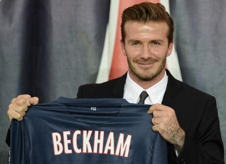 Beckham Masih Belum Siap untuk Main