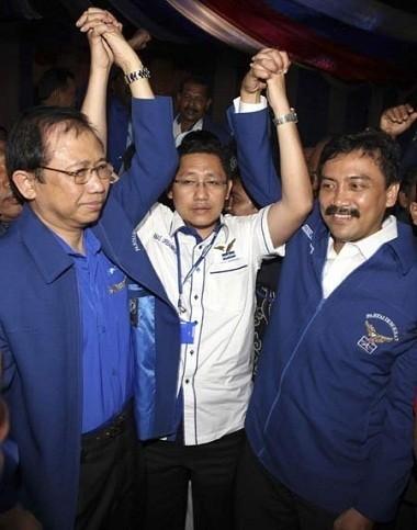Marzuki: Semua DPD Dukung Skenario Penyelamatan PD Oleh SBY