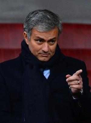 Mourinho: Dunia Menanti Duel Madrid vs MU