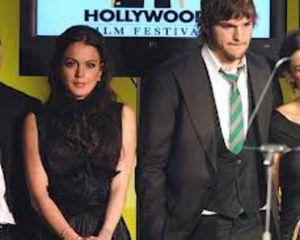 Lindsay Lohan Sering Dapat Uang dari Ashton Kutcher
