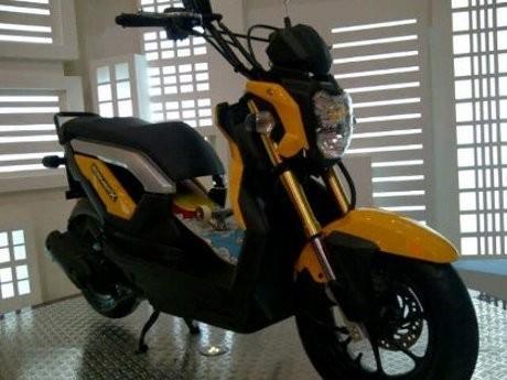 Honda Pelajari Zoomer-X untuk Indonesia