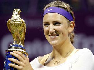 Azarenka Juara Qatar Total Open
