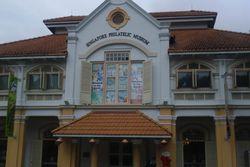 Siapa Sangka, Museum Perangko Sekeren Ini di Singapura