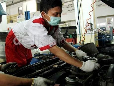 Mobil Tersendat-sendat? Cek Busi, Fuel Filter & Air Filter