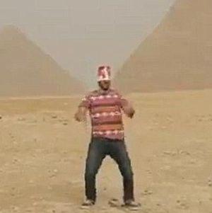 Gara-gara Video Harlem Shake, 4 Pemuda Mesir Ditangkap
