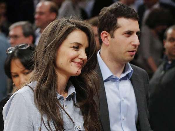 Katie Holmes Sudah Temukan Pengganti Tom Cruise?