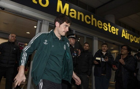 Madrid Bawa Casillas ke Manchester