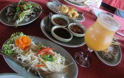Kenyang Bersantap Hidangan a la Kerajaan Thai dengan Rp 195.000