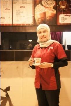 Wanita Ini Sukses Jual Kopi Harga Kaki Lima Kelas Starbucks
