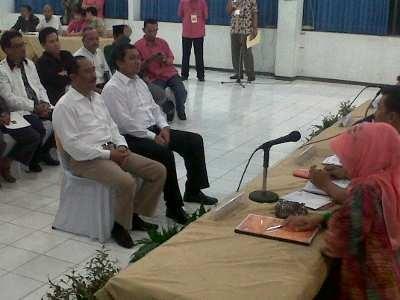 Daftar Cagub, Sekda Jateng Hadi Prabowo Diusung 6 Parpol