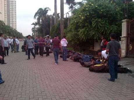 Kronologi Penangkapan Hercules di Jakarta Barat