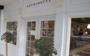 Menghirup Teh dengan Suasana Prancis di Antoinette