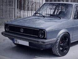 VW Golf Retro Ini Lebih Kuat dari Lamborghini