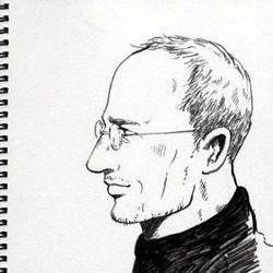 Steve Jobs Diabadikan Dalam Bentuk Manga