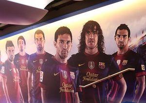 Jalan-jalan ke Markasnya Lionel Messi di Barcelona