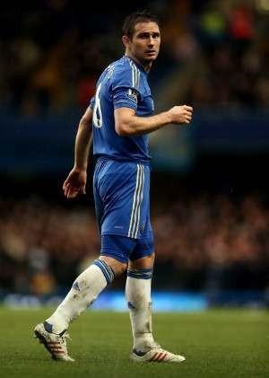 Bangganya Lampard Bikin 200 Gol untuk The Blues