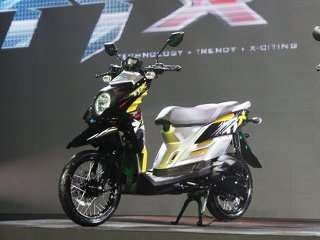 Berapa Kira-kira Harga Yamaha X-Ride?