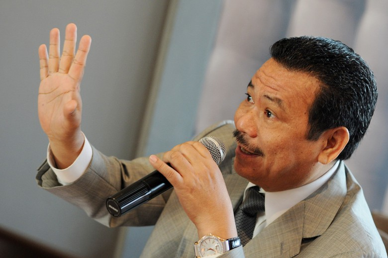 Revisi UU Advokat, Ketua Ikadin Otto Hasibuan Cecar Ikadin Todung