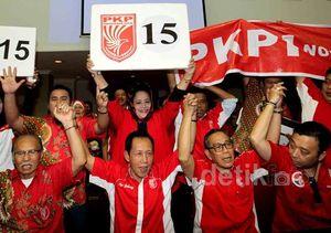 Akhirnya, PKPI Dapat Tiket No 15 ke Pemilu 2014