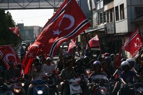 Pengibaran Bendera GAM Marak Usai Penetapan Qanun Bendera & Lambang Aceh