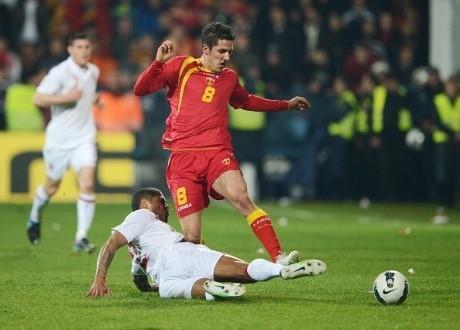 Inggris Diimbangi Montenegro 1-1