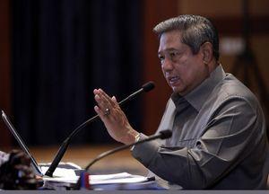 Presiden SBY Pimpin Rapat KEN