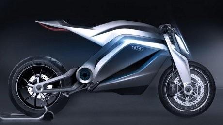 Sketsa Motor Audi Mulai Disebar
