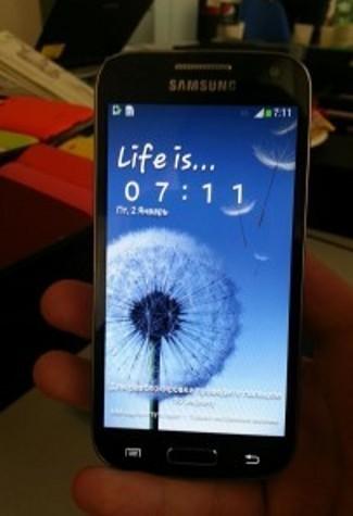 Bocoran Galaxy S4 Mini (sammobile)