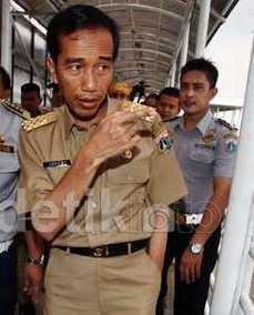 Ini 3 Syarat Lurah Idaman Jokowi