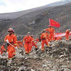 Longsor Hebat di Pegunungan Tibet Tewaskan 54 Orang