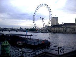 Belum Sah ke Eropa, Tanpa ke London