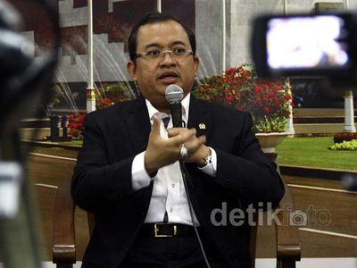 DPR Minta Presiden Selesaikan Kasus Bendera GAM