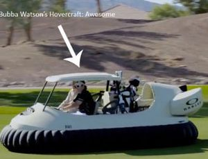 Apa Jadinya Jika Hovercraft Jadi Mobil Golf
