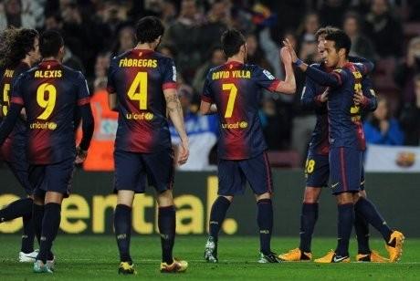 Tanpa Messi, Barca Tetap Punya Catatan Oke