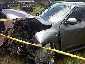 Nissan Sudah Dimintai Bantuan Investigasi Kecelakaan Maut
