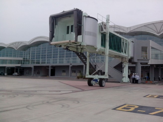 Mengintip Bandara Kuala Namu yang Mampu Tampung Pesawat Raksasa