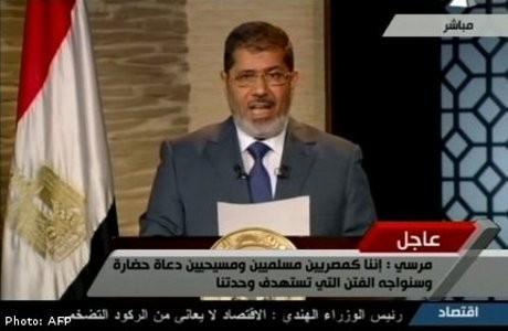 9 Orang Tewas Akibat Kekerasan Sektarian di Mesir