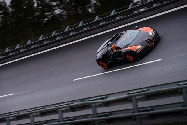 Roadster Terkencang Dunia