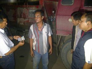 Wakil Wali Kota Samarinda Pergoki 15 Mobil Diduga Penyelundup Solar Subsidi