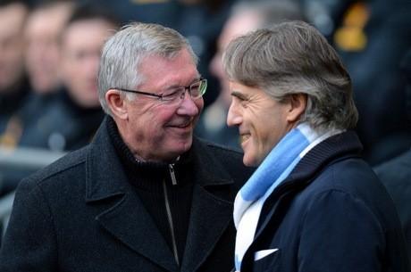 Mancini Sebut Tim Lain Takut kepada MU, Ini Tanggapan Fergie